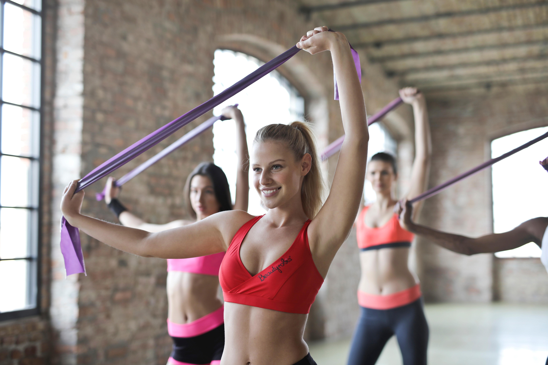 Mjuk träning efter förlossning