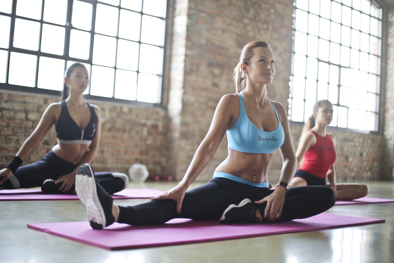 Streching effter träning